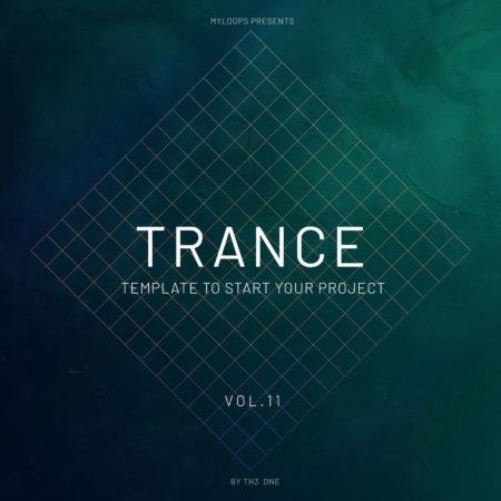 Trance Template to start your project vol.11