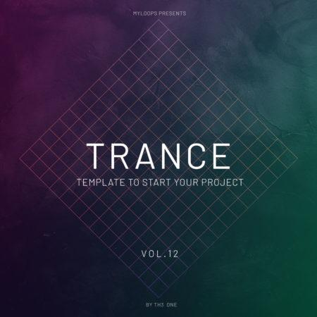 Trance Template to start your project vol.12