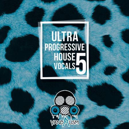 Ultra Progressive House Vocals 5