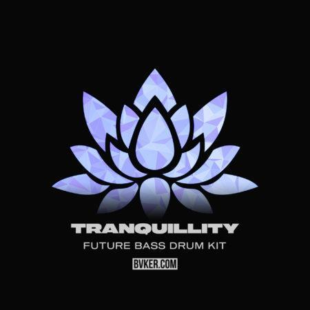 Tranquillity Future Bass Drum Kit