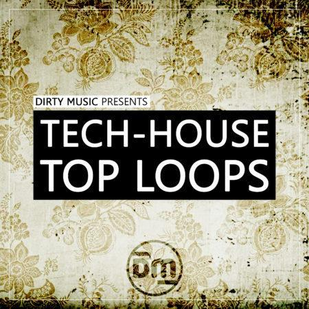 DMS003 Dirty Music - Tech-House Top Loops