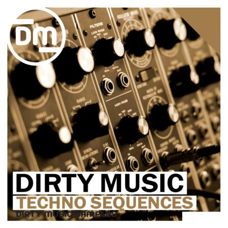 DMS005 Dirty Music - Techno Sequences