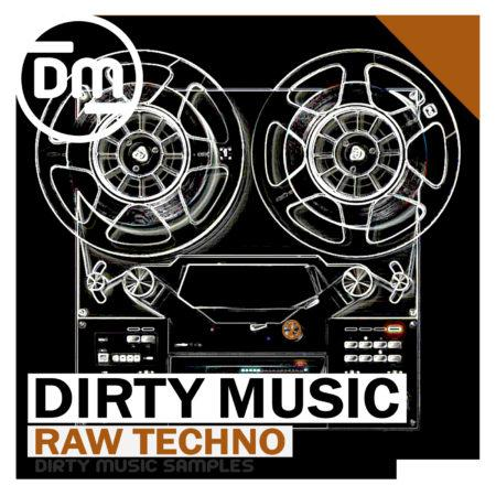 DMS006 Dirty Music - Raw Techno