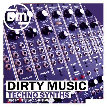 DMS007 Dirty Music - Techno Synths