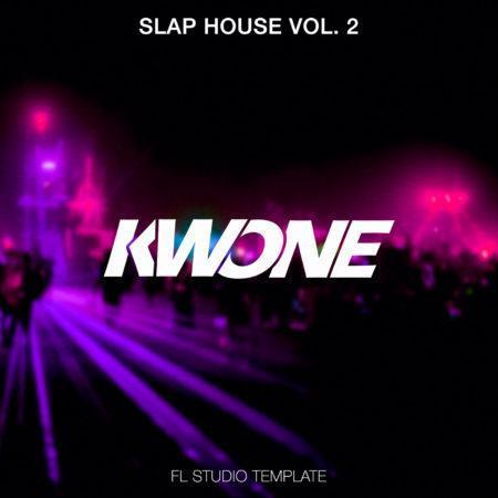 KWONE - Slap House Vol.2 [FL Studio Template]