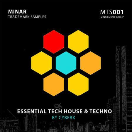 [MTS001] Minar Trademark Samples - Essential Tech House _ Techno