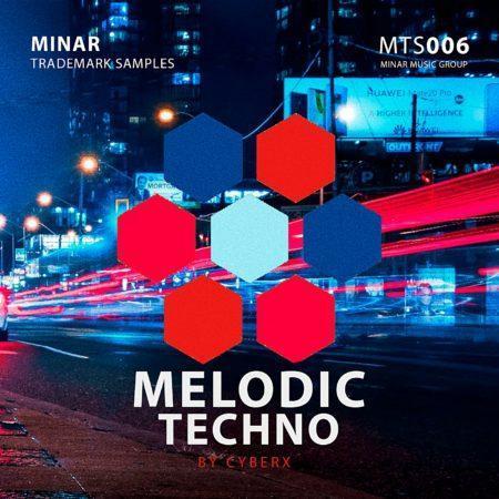 [MTS006] Minar Trademark Samples - Melodic Techno