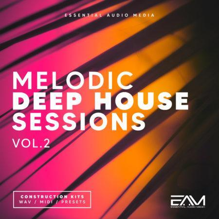 Melodic Deep House Sessions Vol.2 - Press Pack