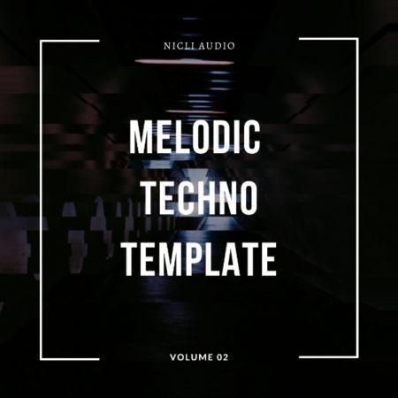 Melodic Techno Template Vol.2 Artwork