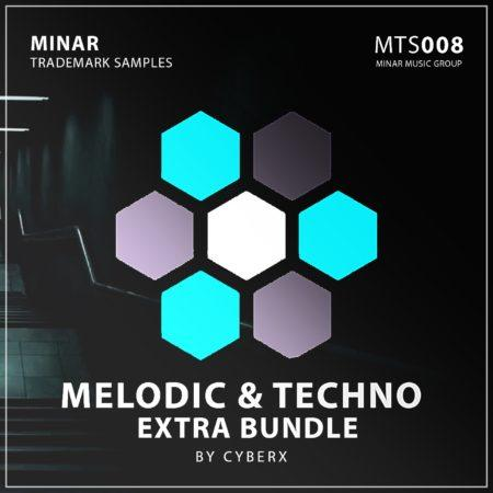 Minar Trademark Samples - Melodic & Techno Extra Bundle
