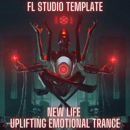 New Life - Uplifting Emotional Trance FL Studio 20 Template