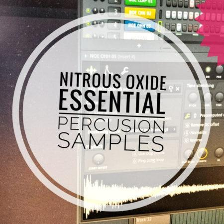 Nitrous Oxide - Essential Percussion Sample Pack