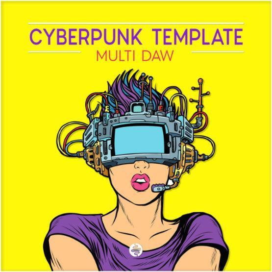 OST Audio - Cyberpunk Template