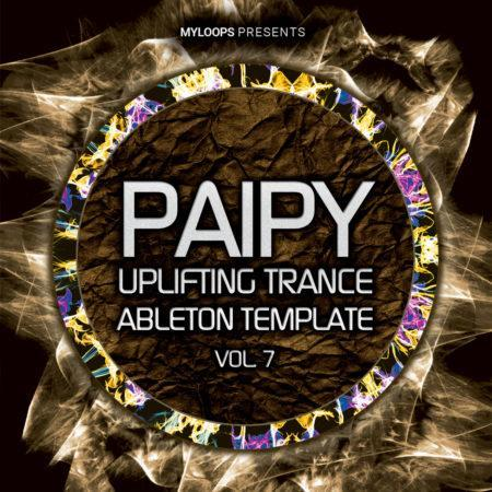 Paipy Uplifting Trance Ableton Template Vol. 7