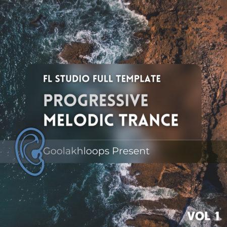 Progressive Melodic Trance Vol. 1 (FL Studio Template)