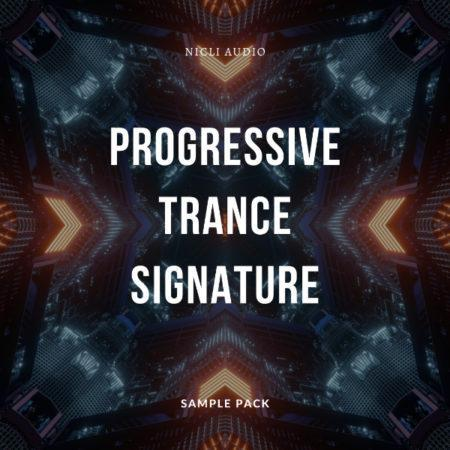 Progressive Trance Signature Artwork