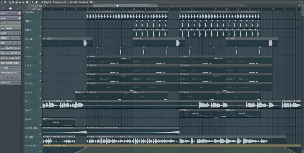 Psy Slap House 2021 FL Studio
