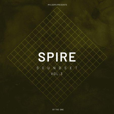 Spire Soundset Vol.3 (By TH3 ONE)