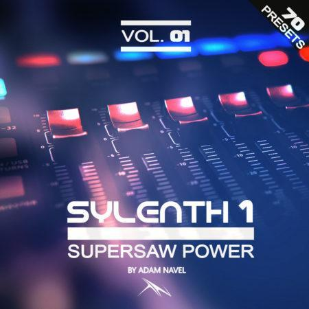 Supersaw Power For Sylenth1 (By Adam Navel)