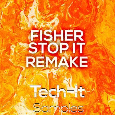 TISTL012 Tech-It Samples - Fisher - Stop it Ableton Remake