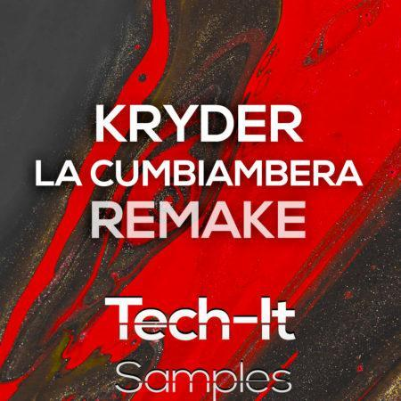 TISTL014 Tech-It Samples - Kryder - La Cumbiambera Remake