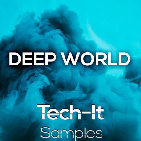 TISTL015 Tech-It Samples - Deep World Ableton Template (Meduza Style)