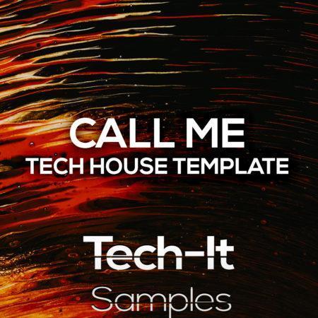 TISTL016 Tech-It Samples - Call me (Hannah Wants, Kevin Knapp Style)