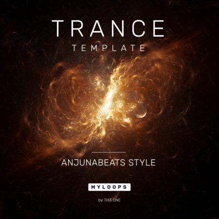 Trance Template (Anjunabeats Style) by TH3 ONE