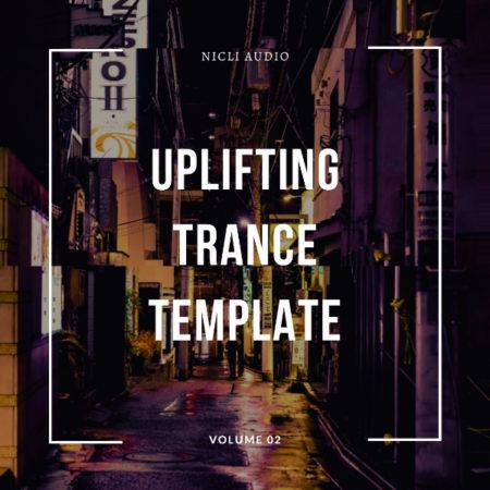 Nicli Audio - Uplifting Trance Template Vol.2 (FL STUDIO 20)