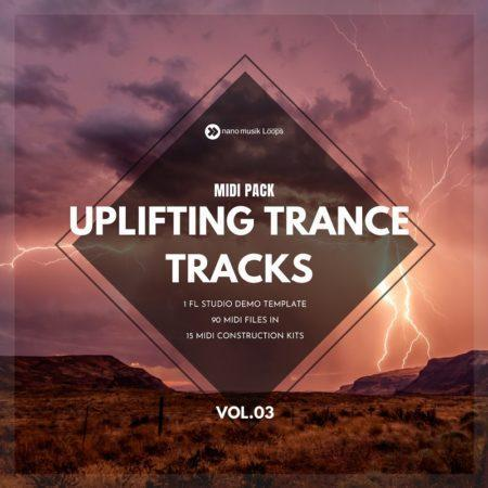Uplifting Trance Tracks Vol 3 800