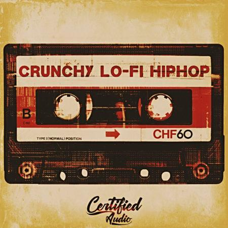 CRUNCHY LO-FI HIP HOP ARTWORK (VENDORS)
