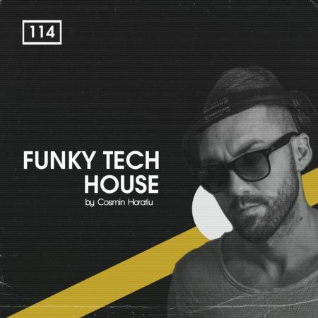 Cosmin Horatiu Presents Funky Tech House