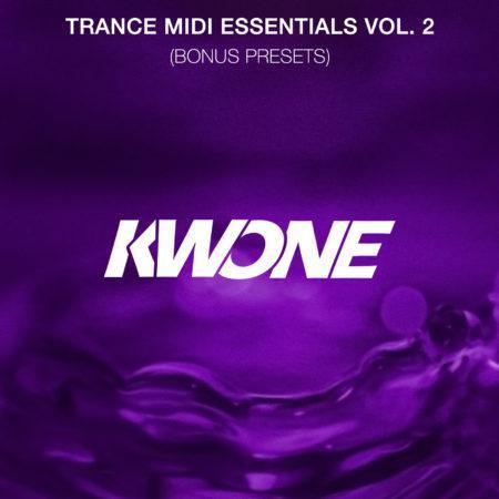 KWONE - Trance MIDI Essentials Vol.2