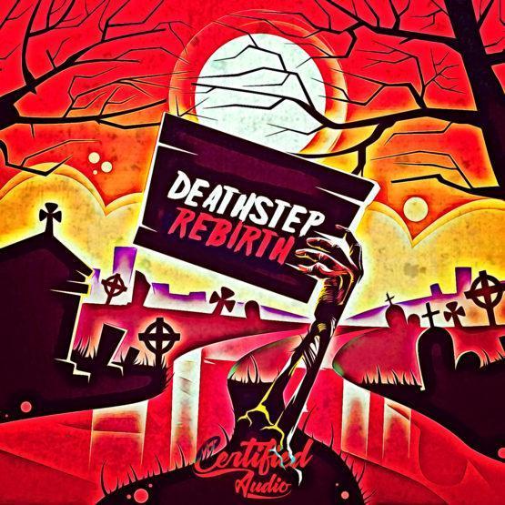 DEATHSTEP REBIRTH ARTWORK (VENDORS)