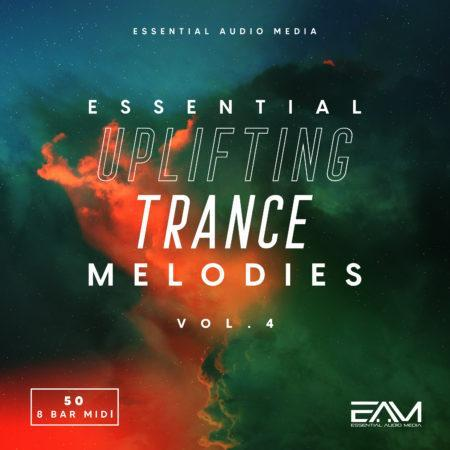 Essential Uplifting Trance Melodies Vol 4