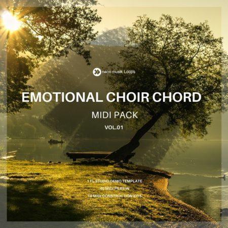 Emotional Choir Chord MIDIPack Vol 1 800