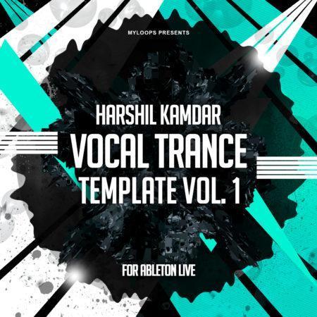 Harshil Kamdar - Vocal Trance Template Volume 1 (DS x KH Remix)
