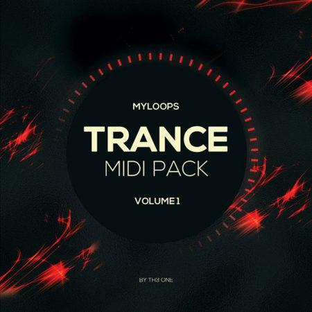 Myloops Trance MIDI Vol. 1 by TH3 ONE