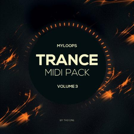 Myloops Trance MIDI Vol. 3 by TH3 ONE