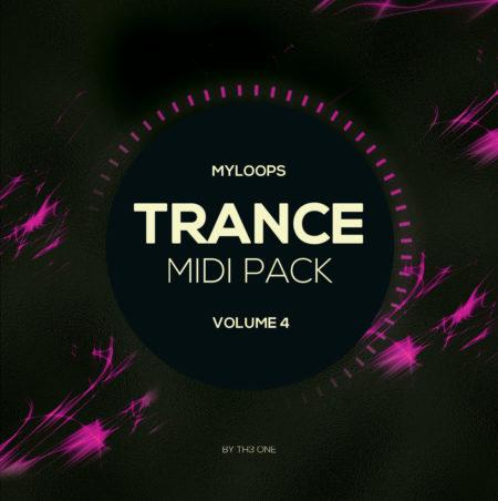 Myloops Trance MIDI Vol. 4 by TH3 ONE