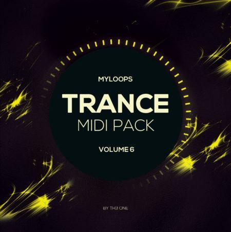 Myloops Trance MIDI Vol. 6 by TH3 ONE