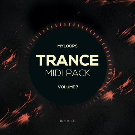 Myloops Trance MIDI Vol. 7 by TH3 ONE