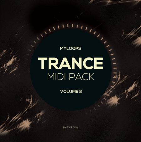 Myloops Trance MIDI Vol. 8 by TH3 ONE