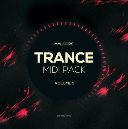Myloops Trance MIDI Vol. 9 by TH3 ONE
