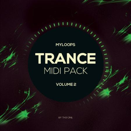 Myloops Trance MIDI Vol.2 by TH3 ONE