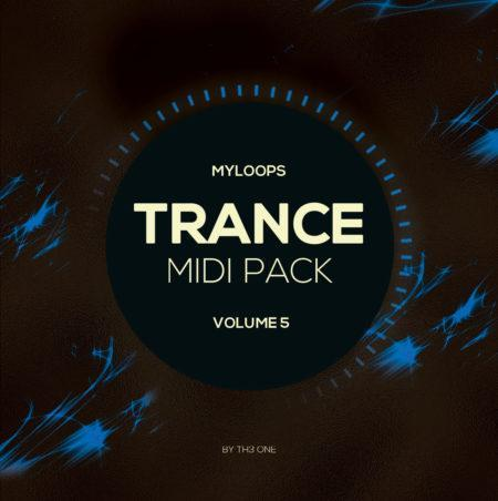 Myloops Trance MIDI Vol.5 by TH3 ONE