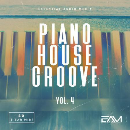 Piano House Groove V4