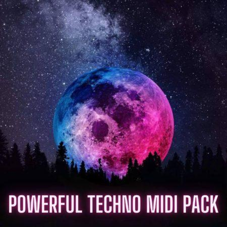 Powerful Techno Midi Pack