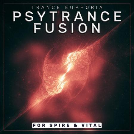 Psytrance Fusion For Spire And Vital