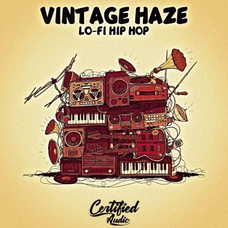 Vintage Haze LoFi Hip Hop Artwork (Vendors)